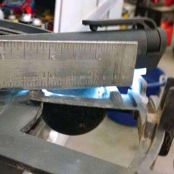 Meter Cover Machining