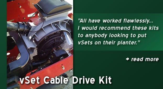 vSet Cable Drive Kit