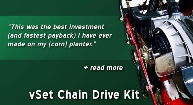 vSet Chain Drive Kit